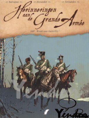 1807  Wraak voor Austerlitz