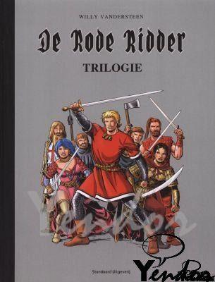 De Rode Ridder Trilogie