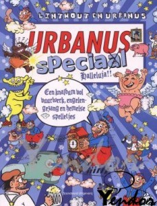 Urbanus speciaal, halleluja
