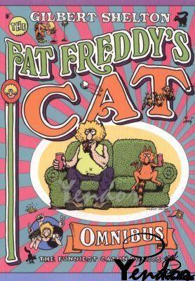 Fat Freddy's Cat omnibus (Engels)