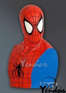 Spider-Man Classic 1:1 Bust