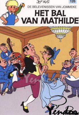 Het bal van Mathilde