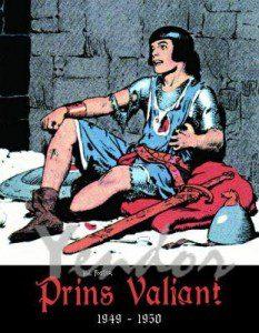 Prins Valiant 1949-1950