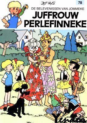 Juffrouw Perlefinneke