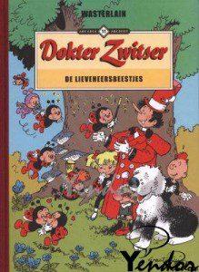 Dokter Zwitser, de lieveheersbeestjes
