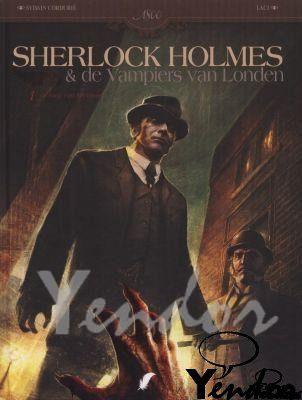 Sherlock Holmes en de vampiers van Londen 1