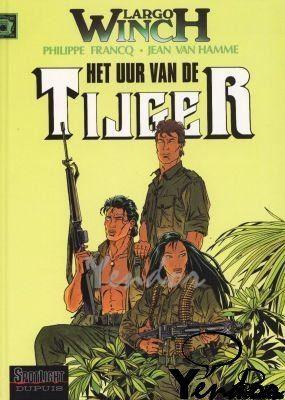Het uur van de tijger