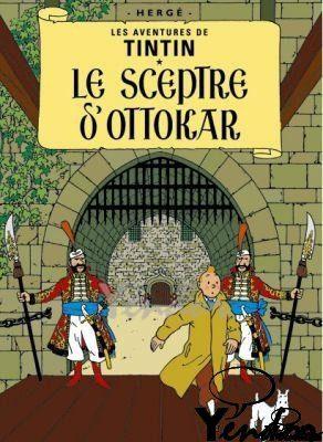 De scepter van Ottokar