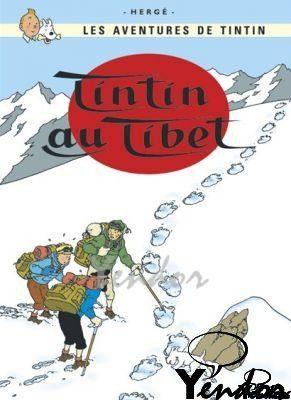 Kuifje in Tibet