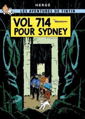 Vlucht 714 naar Sydney