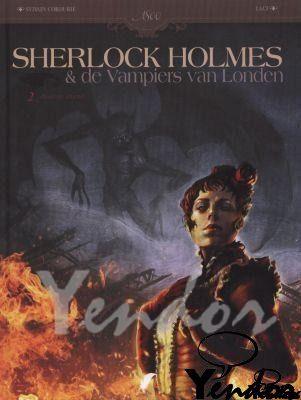 Sherlock Holmes en de vampiers van Londen 2
