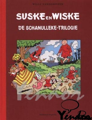 De Schanulleke trilogie