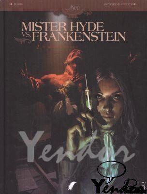 Mister Hyde vs Frankenstein 2