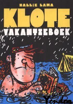Klote vakantieboek