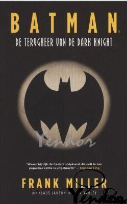 De terugkeer van de Dark Knight