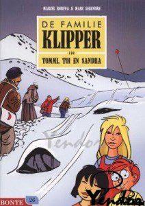 De familie Klipper in Tommi, Toi en Sandra