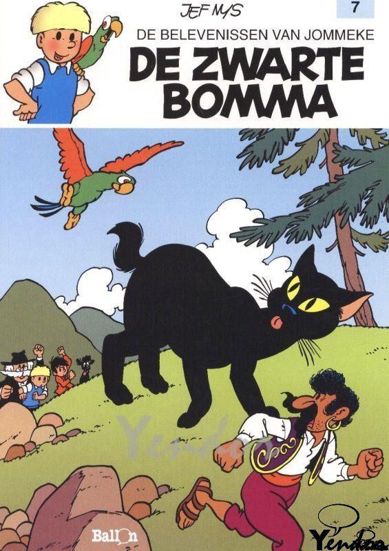 De zwarte Bomma
