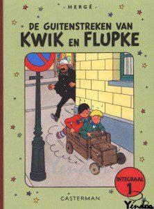 Kwik en Flupke integraal 1