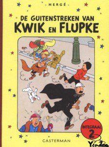 Kwik en Flupke integraal 2