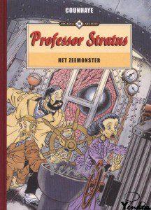 Professor Stratus, het zeemonster