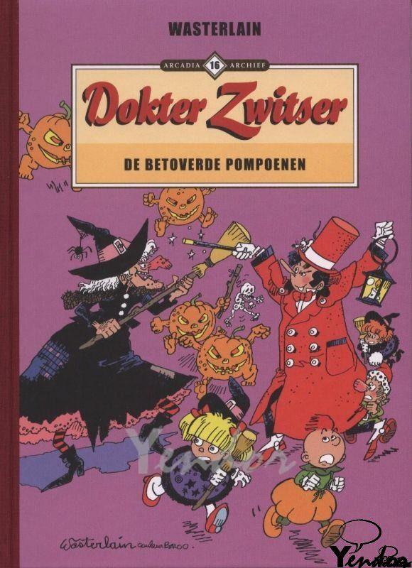 dokter Zwitser, de betoverde pompoenen