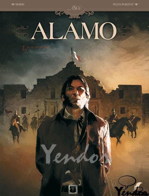 Alamo 1, In de eerste linie