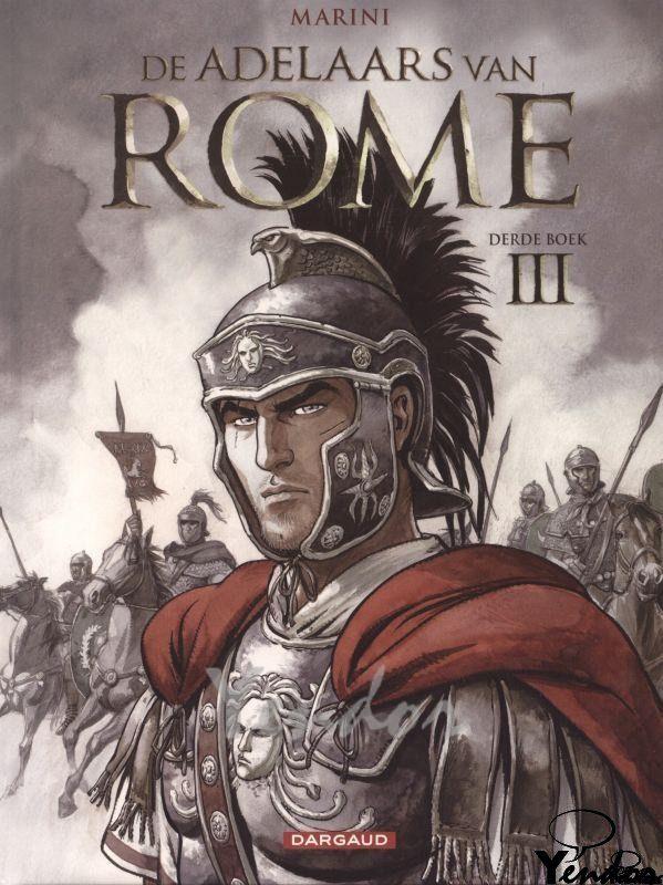 De Adelaars van Rome 3