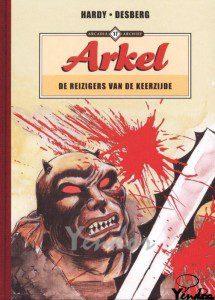 Arkel, de reizigers van de keerzijde