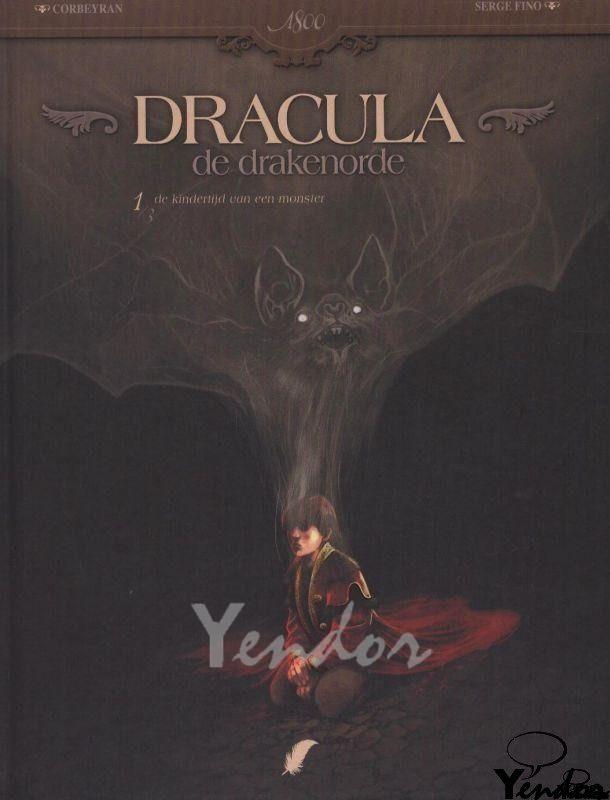 Dracula 1, de kindertijd van een monster