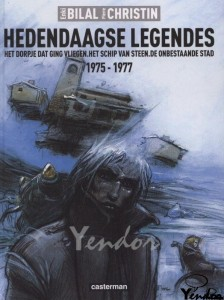 Hedendaagse legendes
