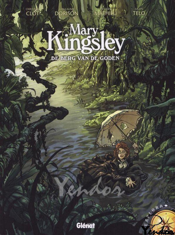 Mary Kingsley, de berg van de goden