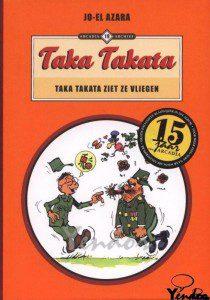 Taka Takata, ziet ze vliegen