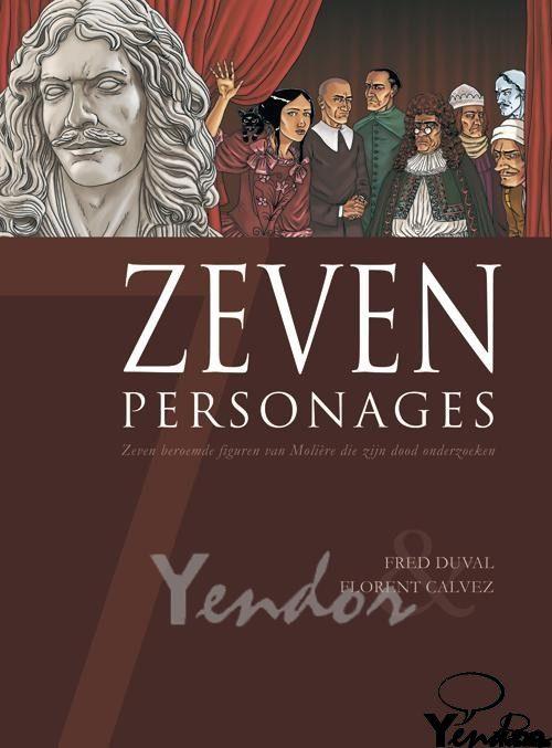 Zeven personages