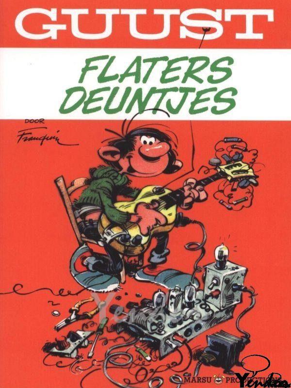 Best of no 4 Flaters deuntjes