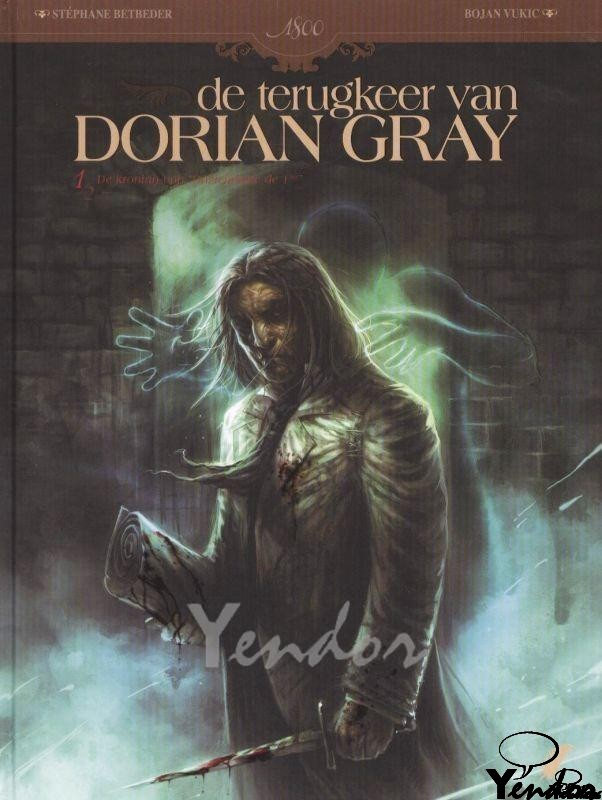 Dorian Gray 1, de kroning van Onzichtbare de 1ste
