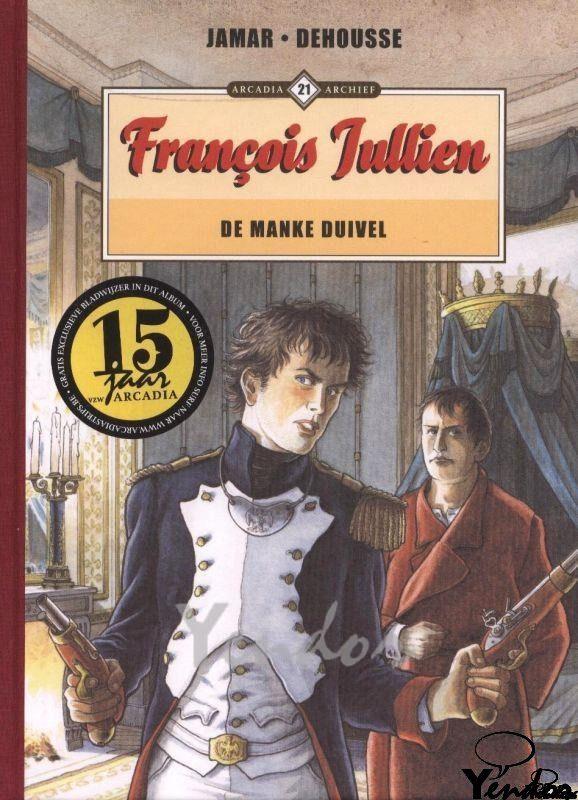 Francois Jullien, de manke duivel