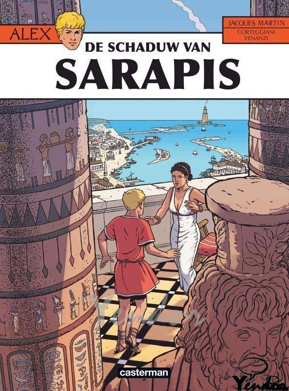 De schaduw van Sarapis