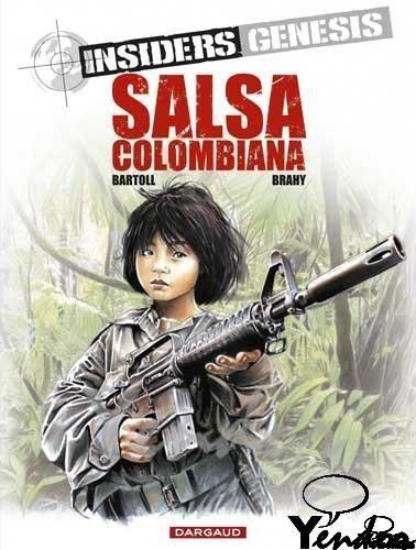 Salsa Columbiana