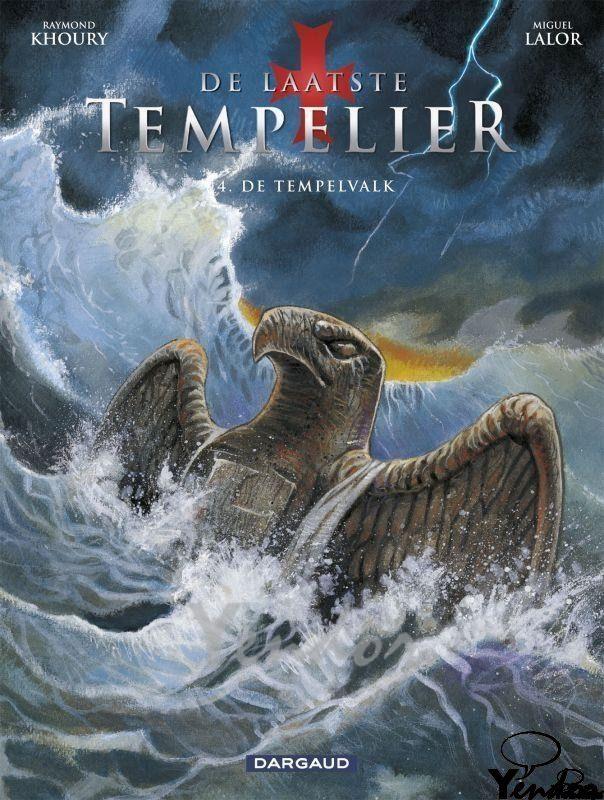 De tempelvalk