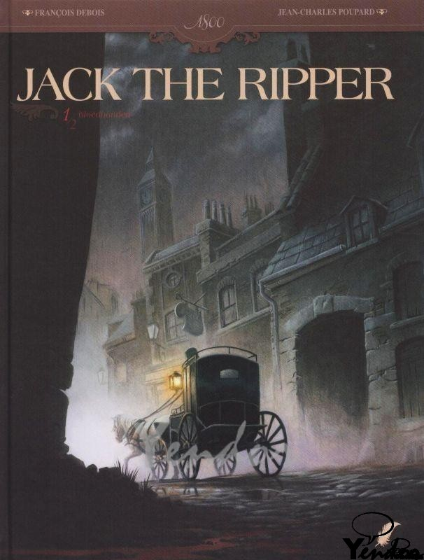 Jack the Ripper 1, bloedbanden