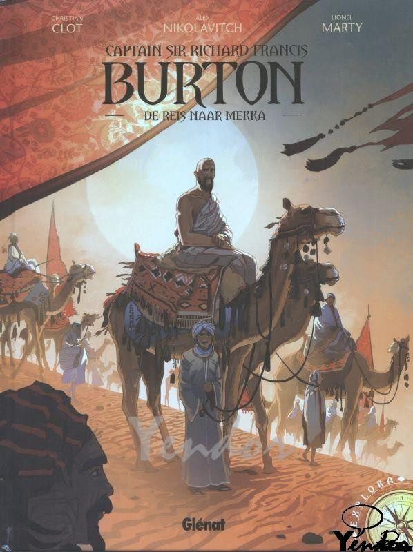 Burton 2, de reis naar Mekka