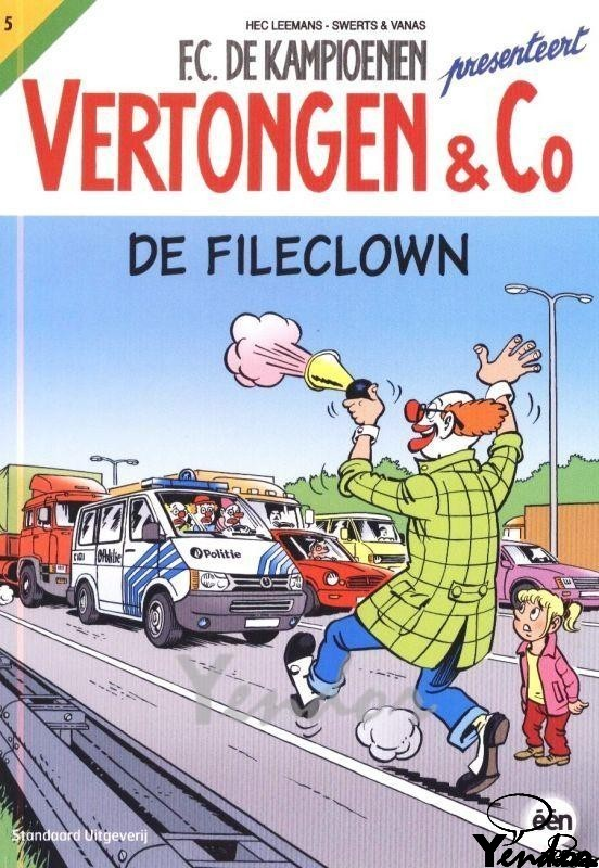 De fileclown