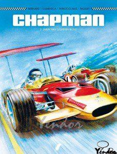 Chapman 2: Jaren van goud en bloed