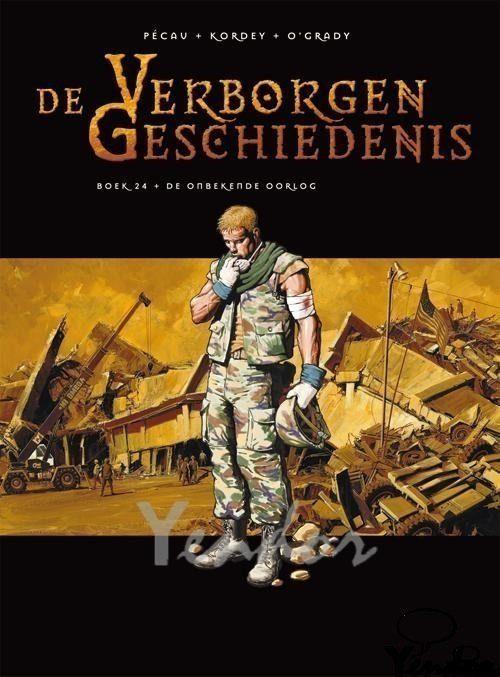 Boek 24 + De onbekende oorlog