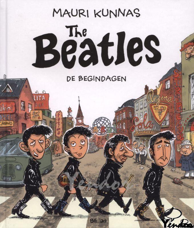 The Beatles - De begindagen