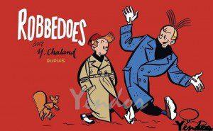 Robbedoes door Chaland