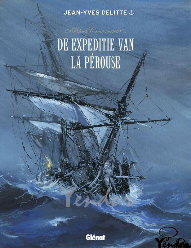 De expeditie van La Perouse