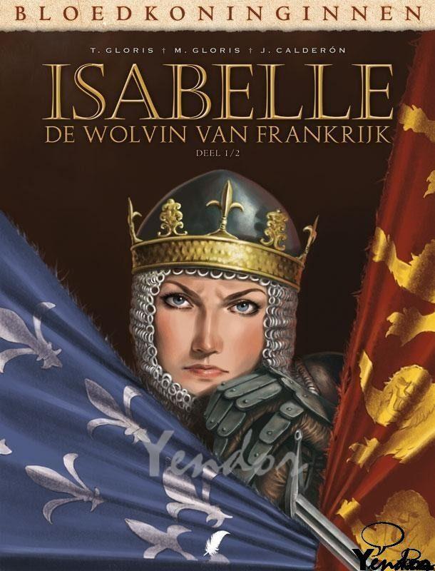 Isabelle 1 - De wolvin van Frankrijk