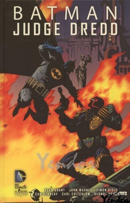 Batman / Judge Dredd