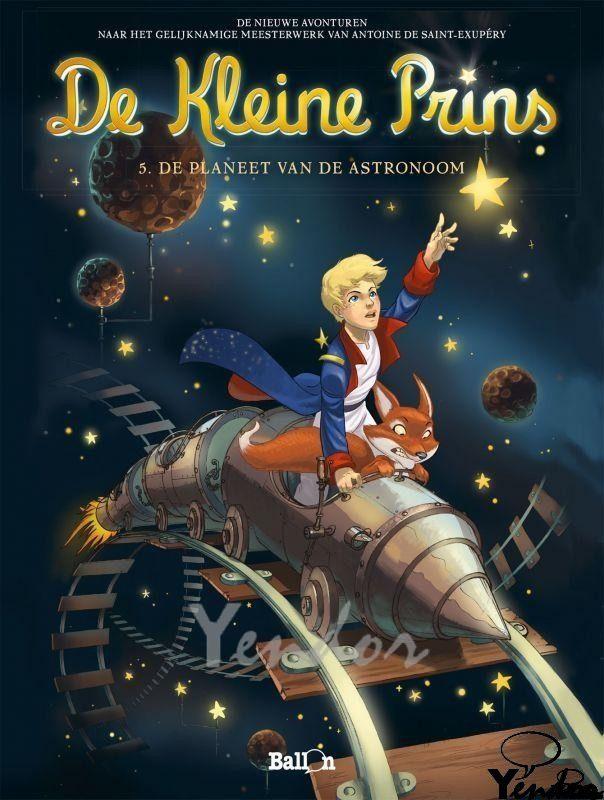 De planeet van de Astronoom